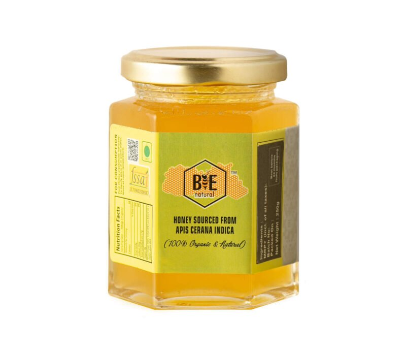 BEE Natural Khasi Mandarin Honey